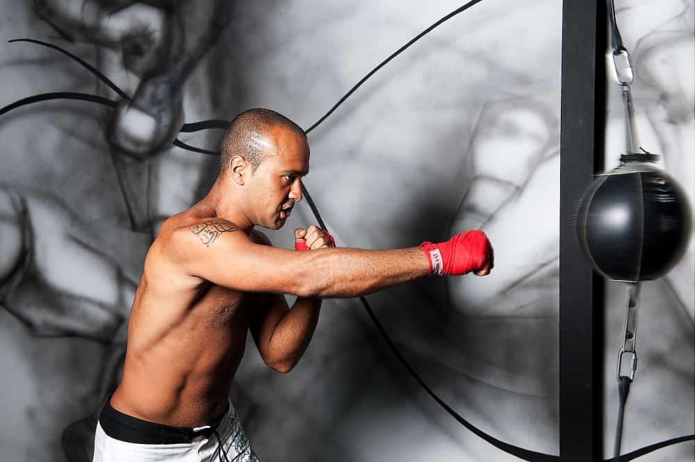 Charity Boxing Match, Dubai, UAE